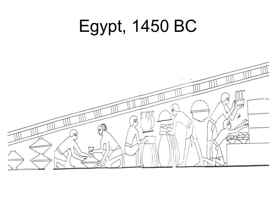 Egypt, 1450 BC
