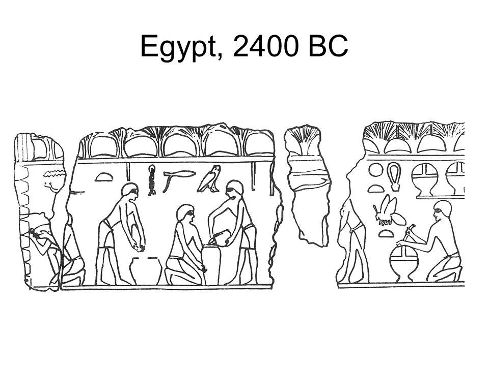 Egypt, 2400 BC