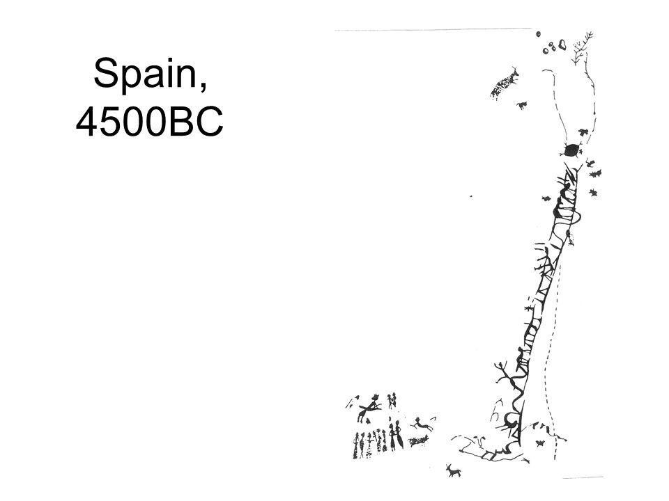 Spain, 4500BC