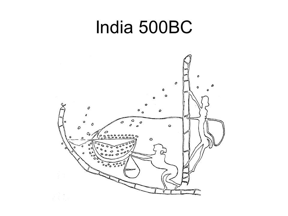 India 500BC