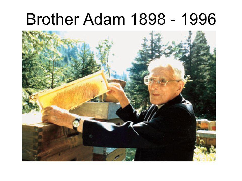 Brother Adam 1898 - 1996