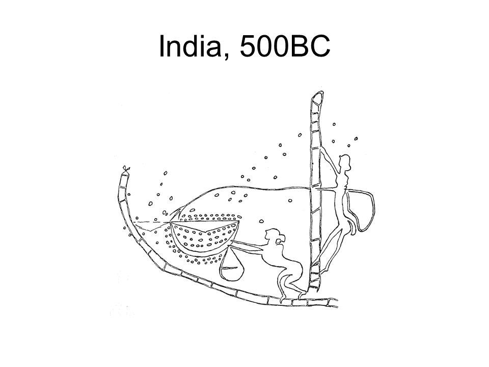 India, 500BC