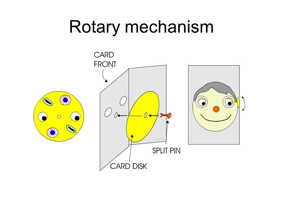 Rotary mechanism