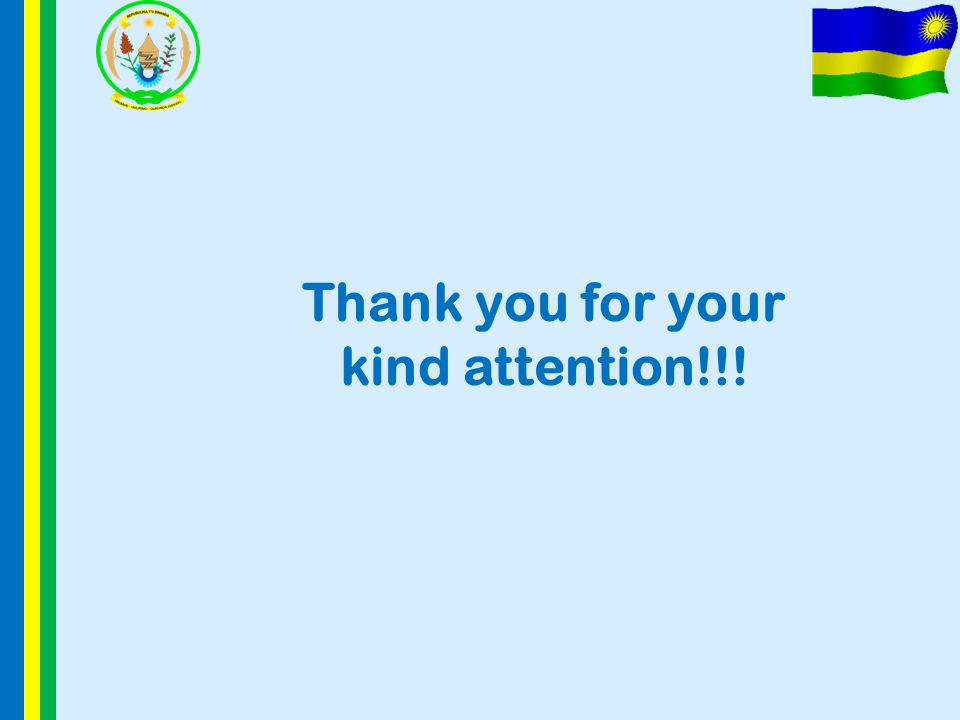 Thank you for your kind attention!!!