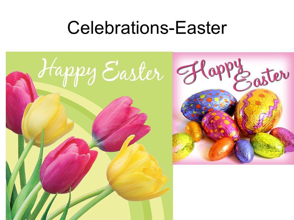 Celebrations-Easter