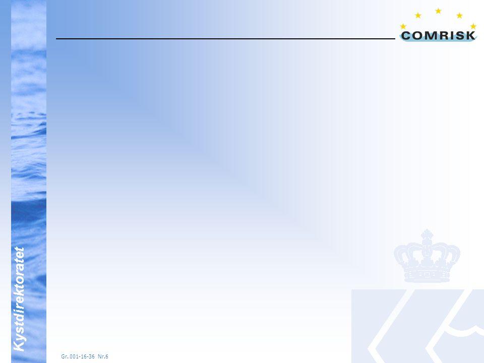 Kystdirektoratet Gr. 001-16-36 Nr.6