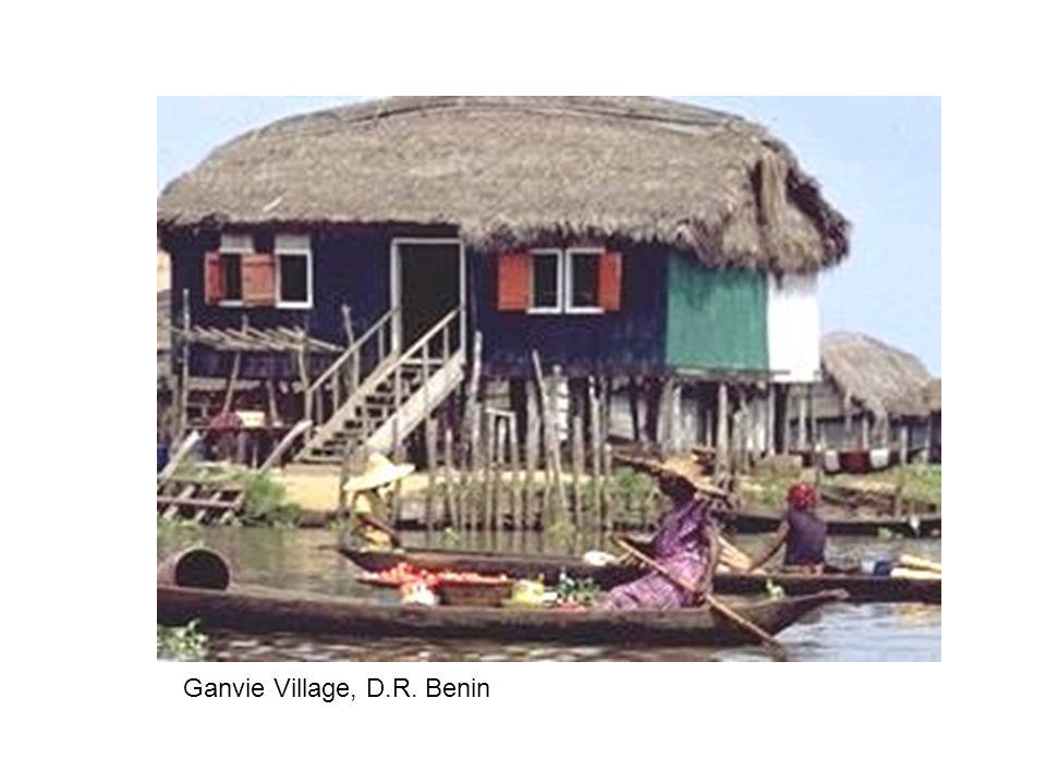 Ganvie Village, D.R. Benin