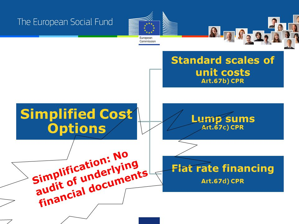 Costs fully justified ('real costs') Direct costs = 113 772 € 1.