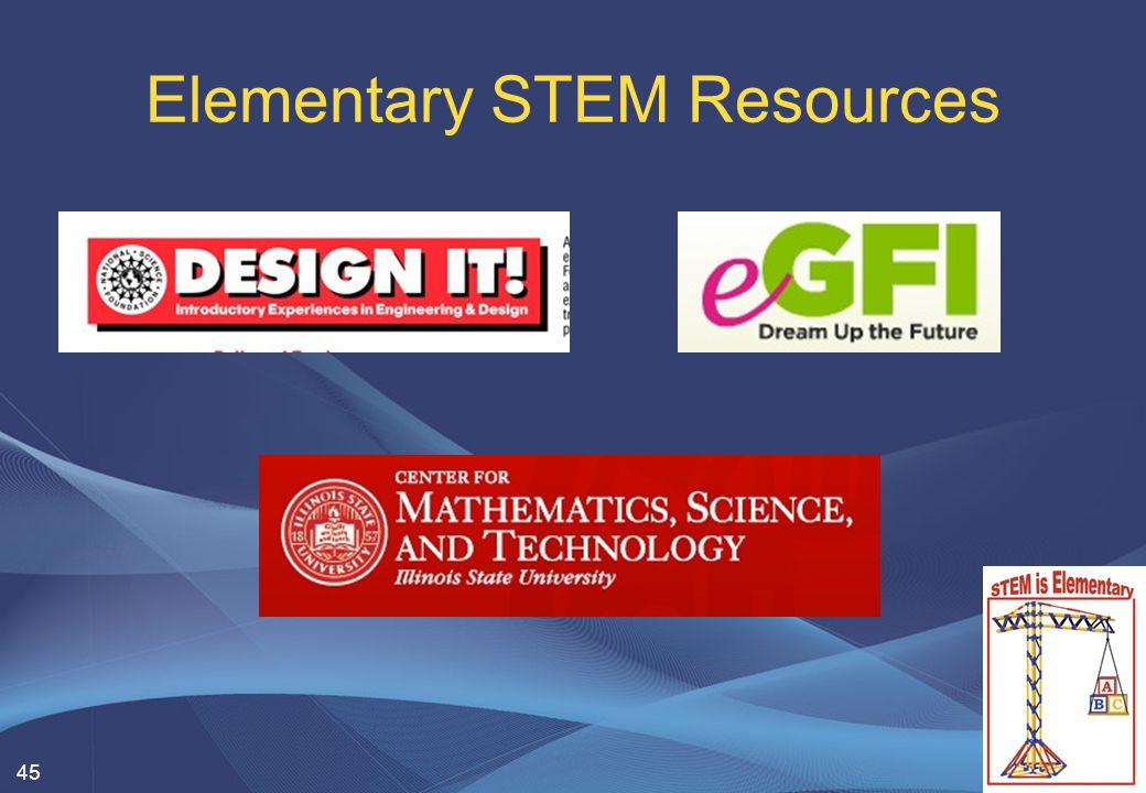 Elementary STEM Resources 45