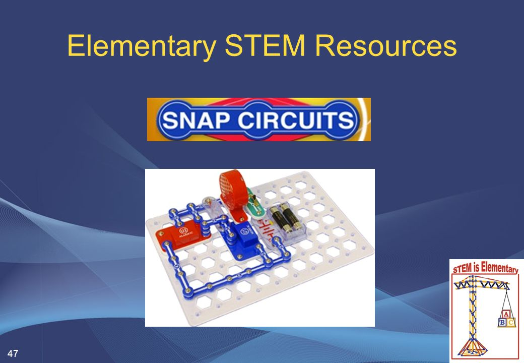 Elementary STEM Resources 47