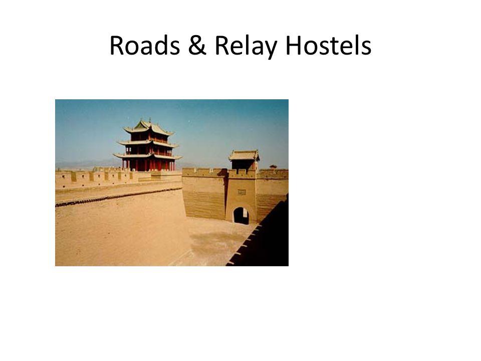 Roads & Relay Hostels