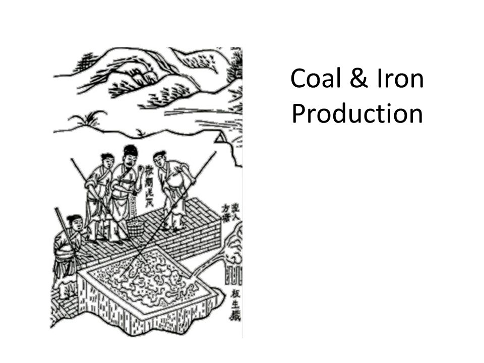 Coal & Iron Production