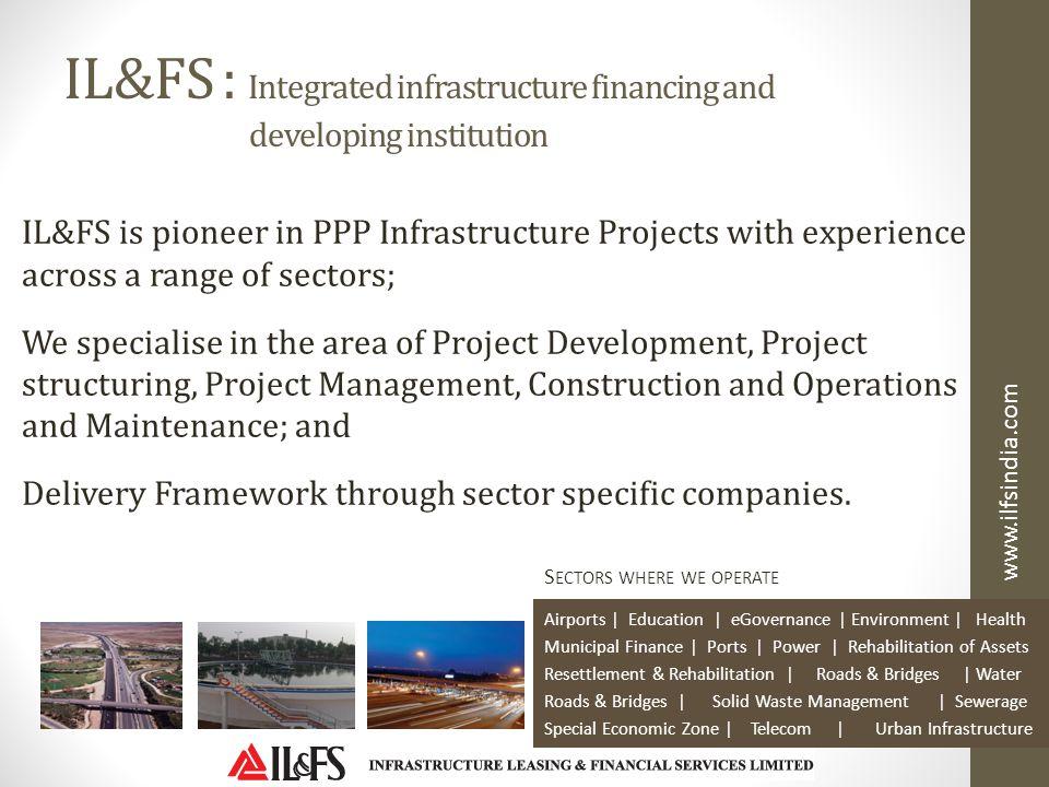 ROW Project www.ilfsindia.com