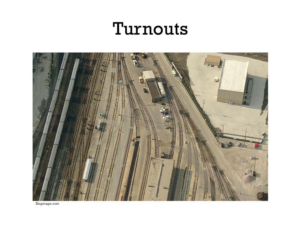 Turnouts Bingmaps.com