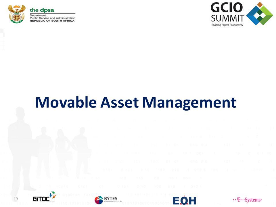 Movable Asset Management 13