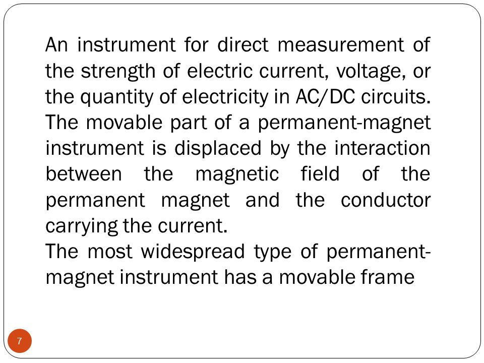 Voltmeters are connected in parallel with the circuit whose voltage is to be measured.