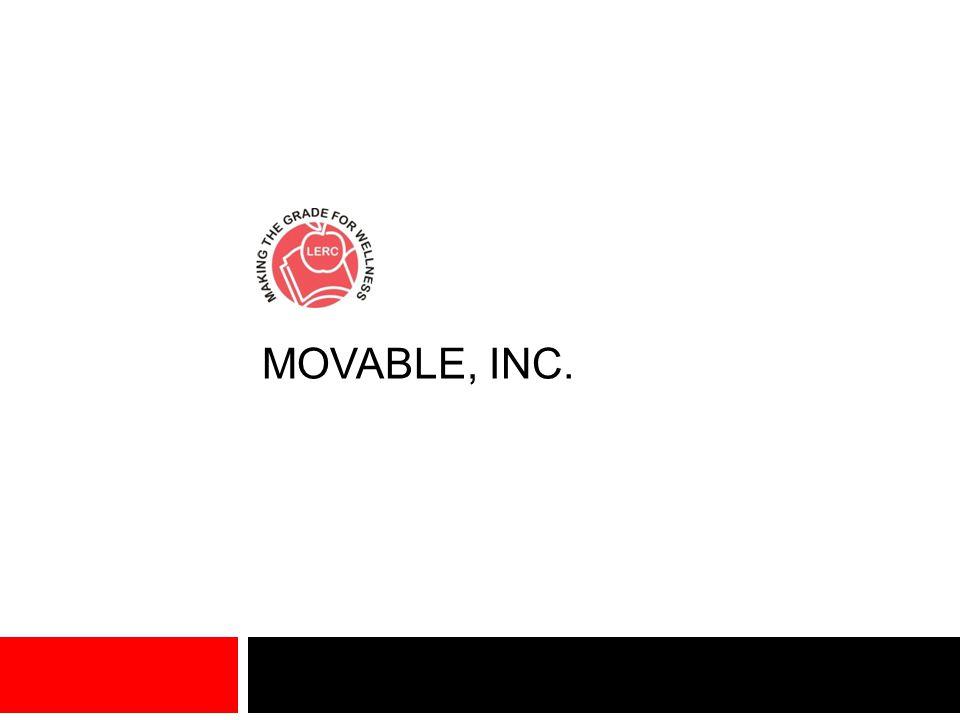 MOVABLE, INC.