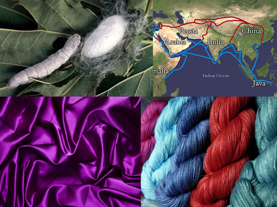 Trade & Buddhism CChina's most prized possession is: SILK RRevealing the secret of its making was punishable by death MMerchants traveling between China and Central Asia used a series of overland routes SSILK ROADS: network of routes stretched from China to Mediterranean LLinked China to India, Middle East, and Roman Empire BBrought Buddhism to China BBrought more hope to Chinese than Confucianism or Daoism