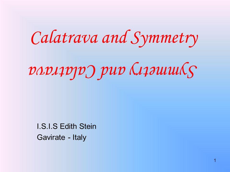 Who is Calatrava? 2