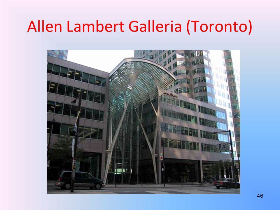 Allen Lambert Galleria (Toronto) 46