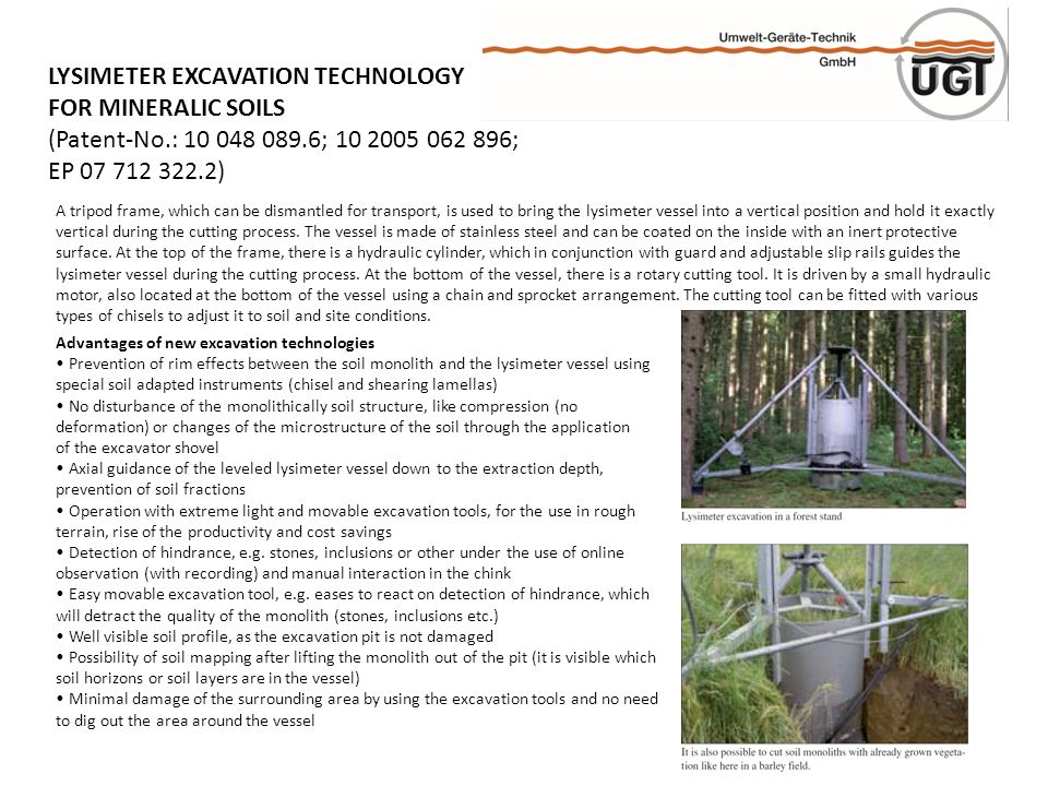 Drylab Mobile roofing For field experiments with controlled water entry, which is particularly important for irrigation experiments in the area of climate research, UGT GmbH has developed roof constructions adjusted to the relevant task.