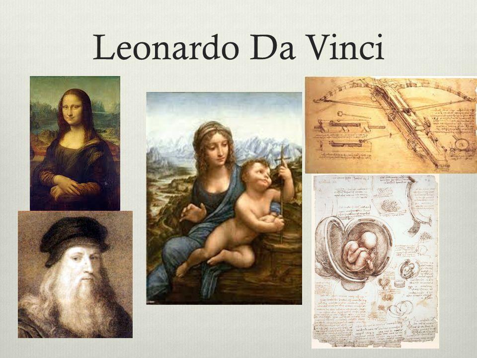 Leonardo Da Vinci ll