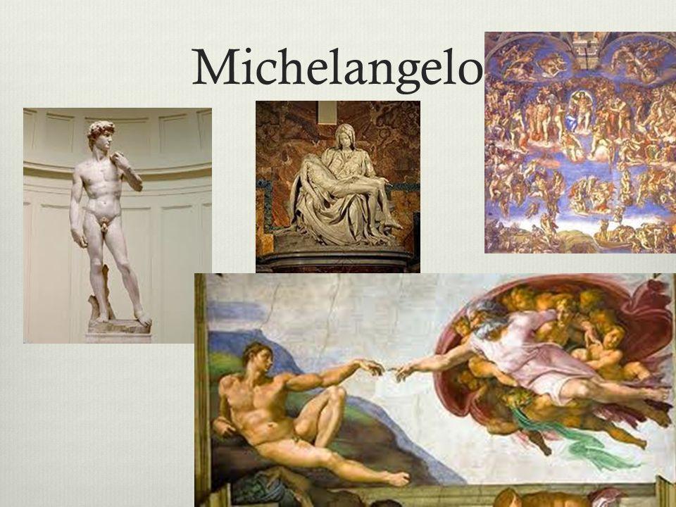 Michelangelo kk
