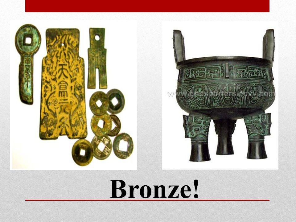Bronze!