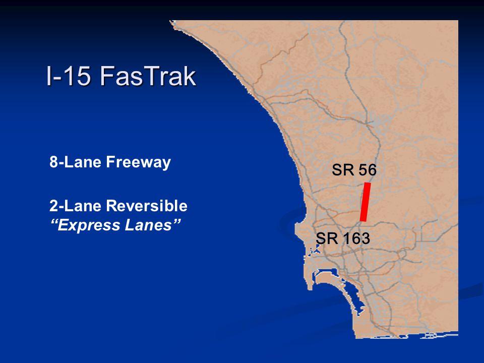 Mobility Network 2030 Regional Transportation Plan I-15 SR 52 I-805 I-5