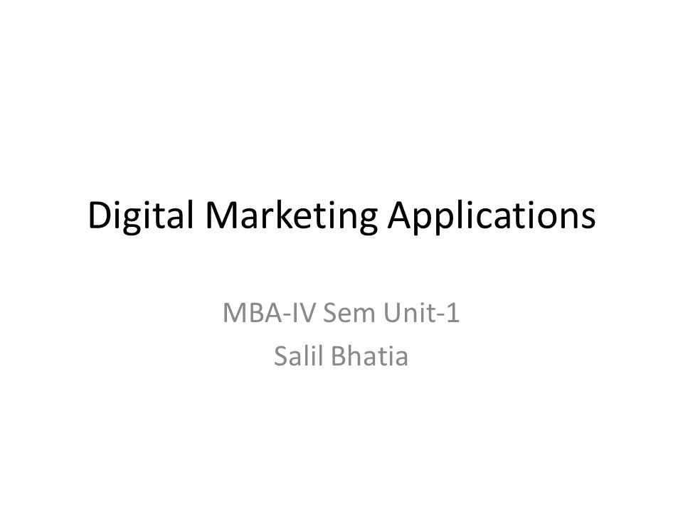 Definition Digital marketing is marketing that makes use of electronic devices such as computers, tablets, smartphones, cellphones, digital billboards, and game consoles to engage with consumers and other business partners.