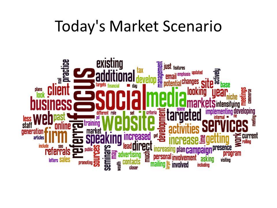 Today s Market Scenario