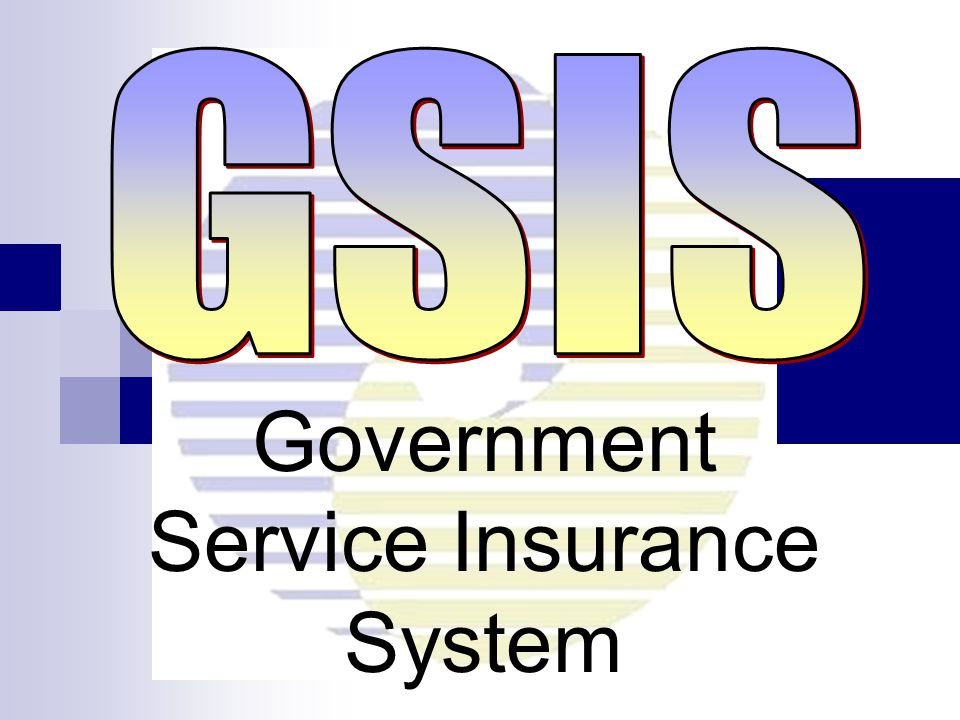 Government Service Insurance System