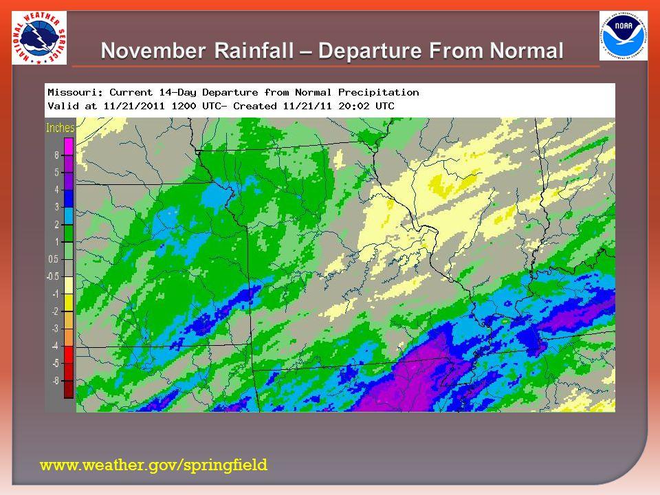 Flash Flood Watch www.weather.gov/springfield Flash Flood Watch Thru 6 AM Tuesday