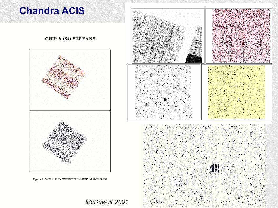 Chandra ACIS McDowell 2001