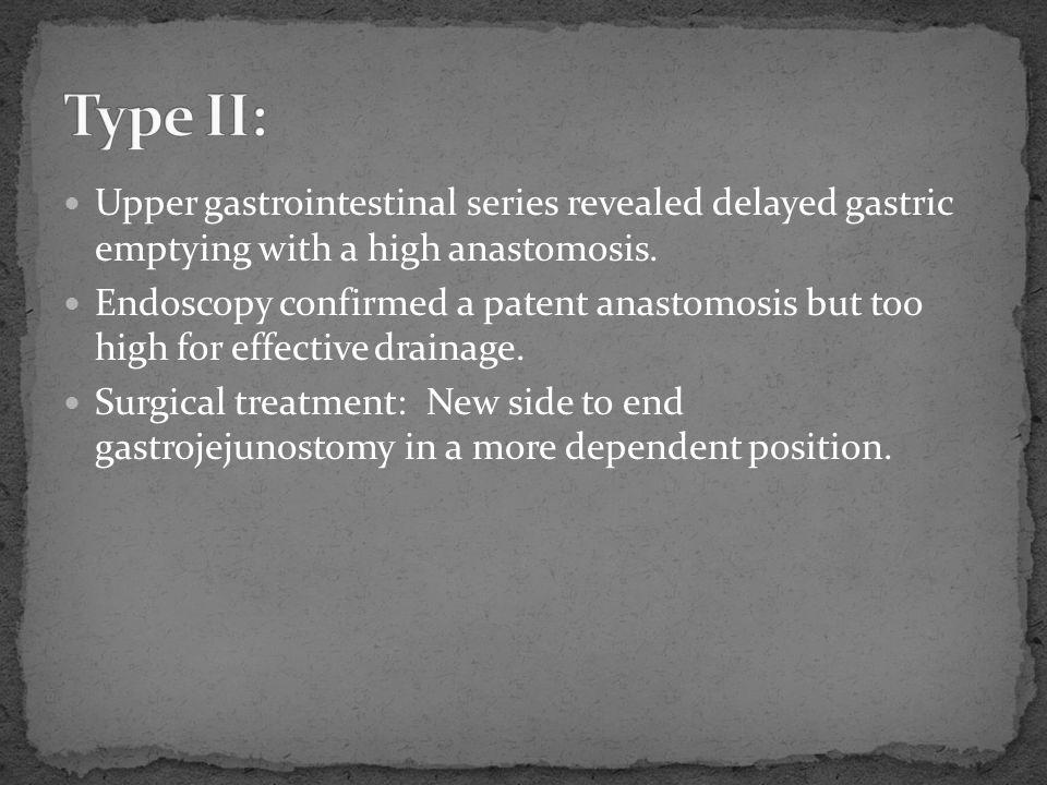 Marginal ulcer