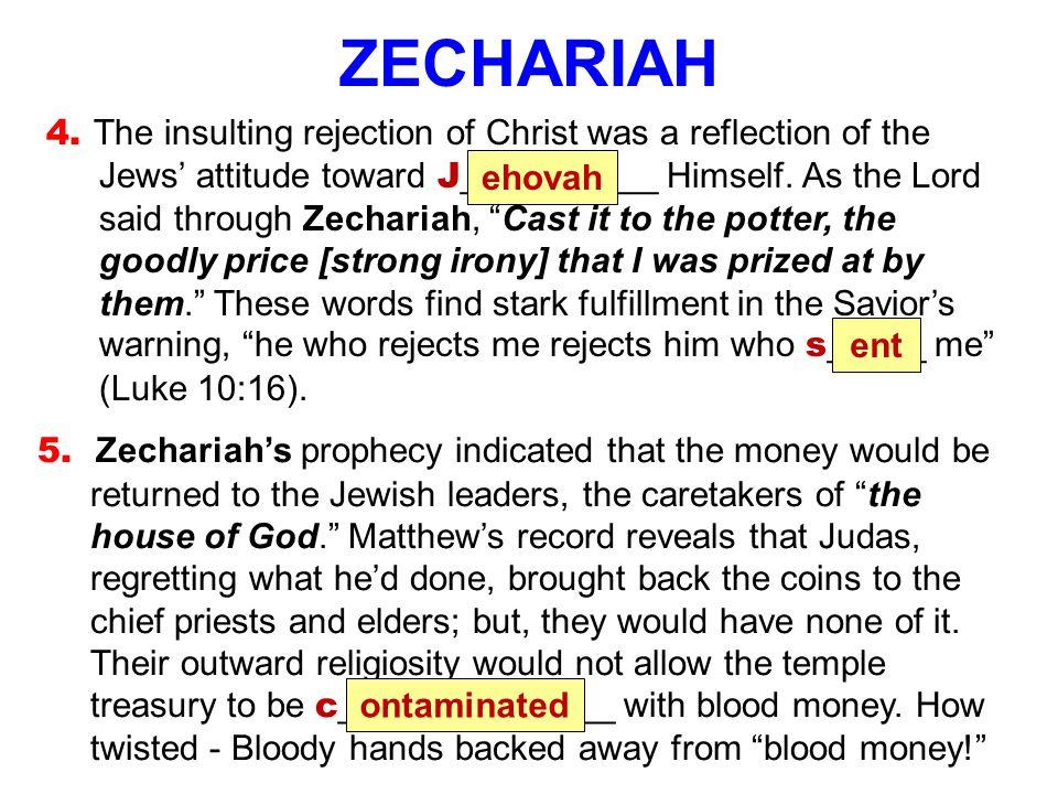 ZECHARIAH 4.