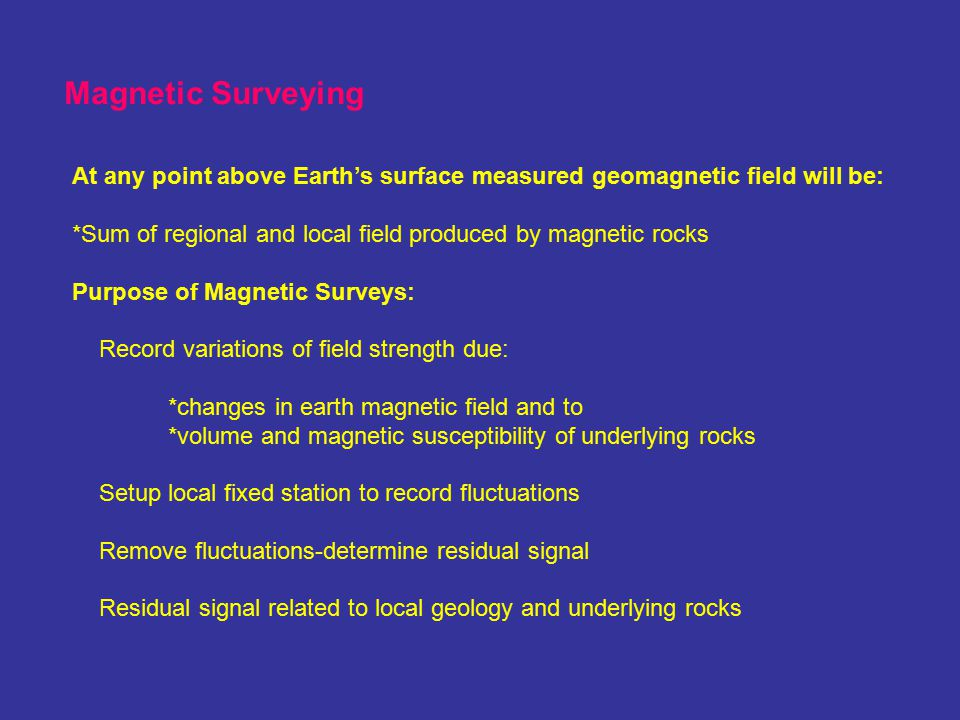High Resolution Marine Applications: MX500 PROTON MAGNETOMETER Airborne Geophysical Surveying
