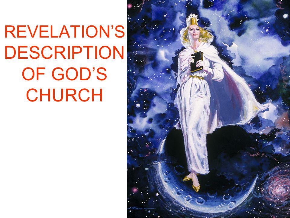 GOD'S CHURCH TODAY Q.