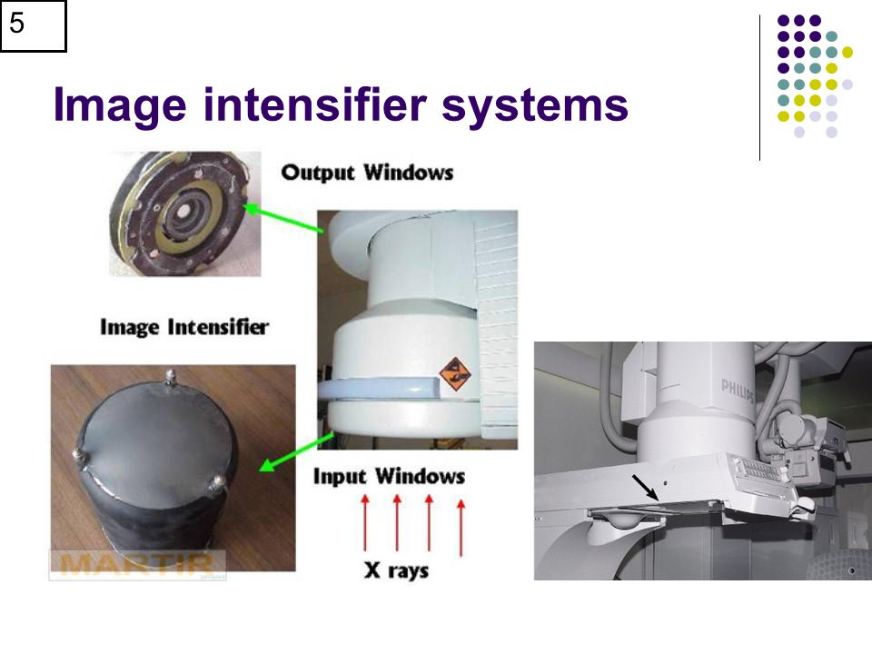 5 Image intensifier systems