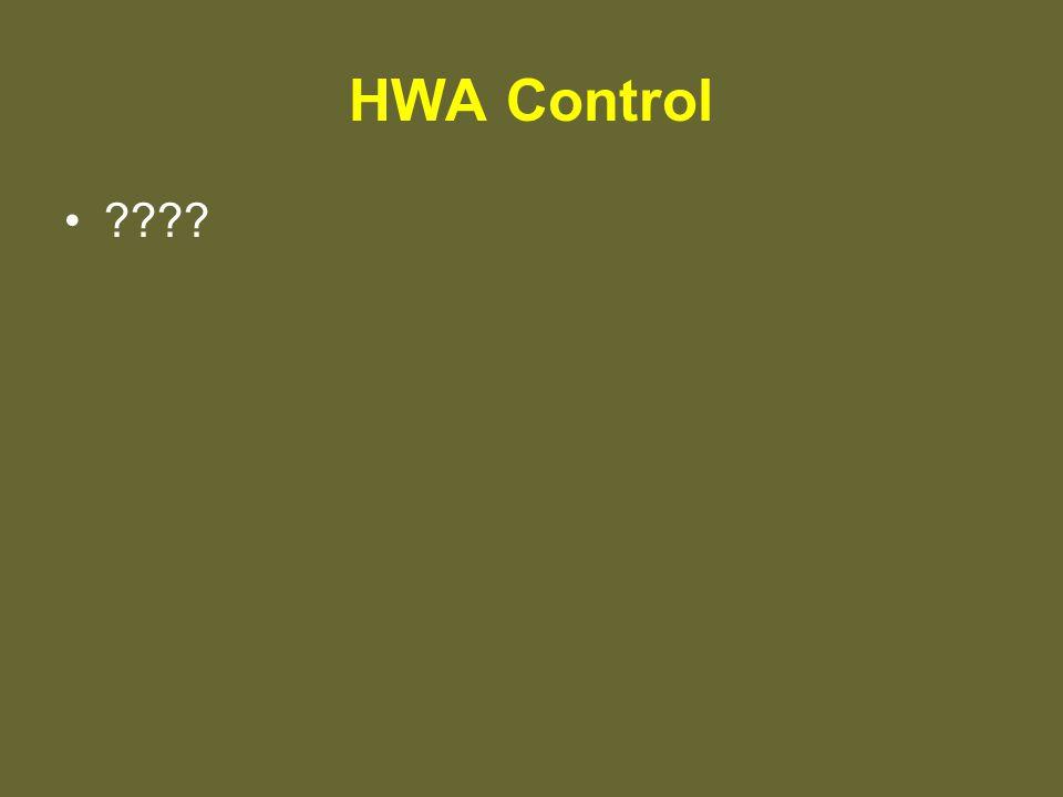 HWA Control