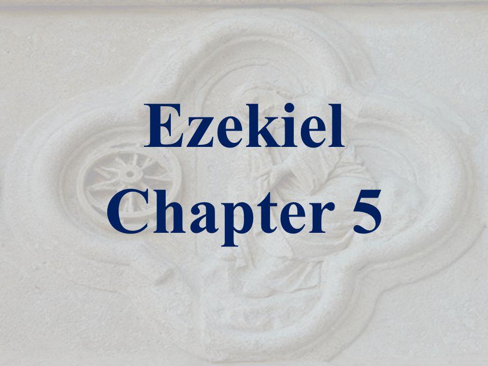 Ezekiel Chapter 5