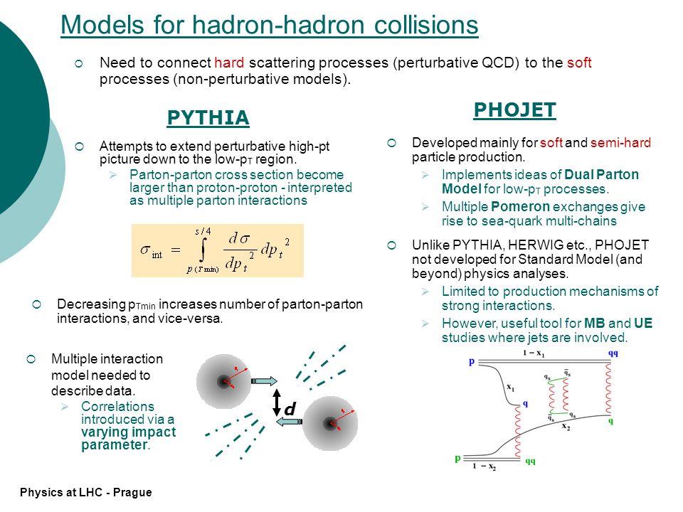 2) Double parton scattering measurement (CDF) Phys.