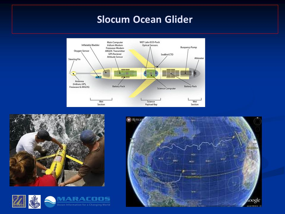 Slocum Ocean Glider