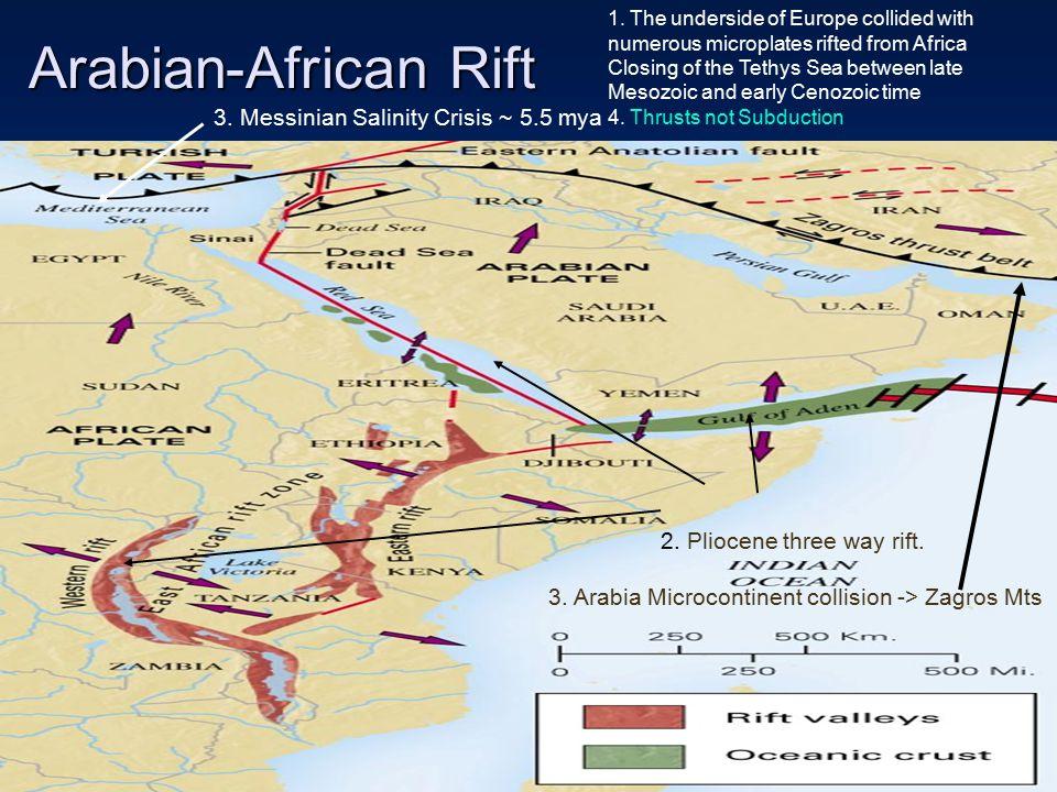 Arabian-African Rift 1.