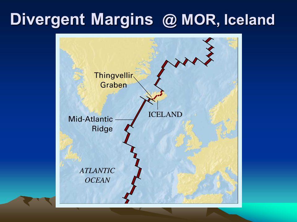 Divergent Margins @ MOR, Iceland