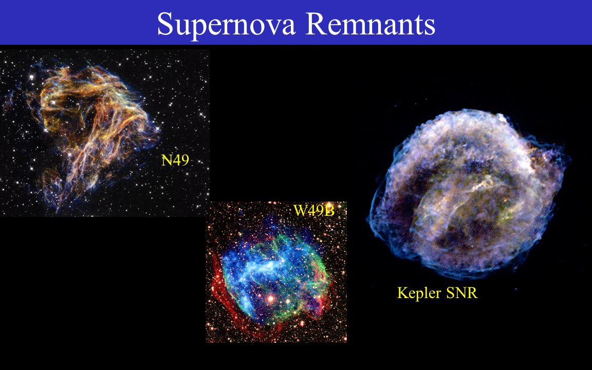 Puppis A Veil Nebula Supernova Remnants