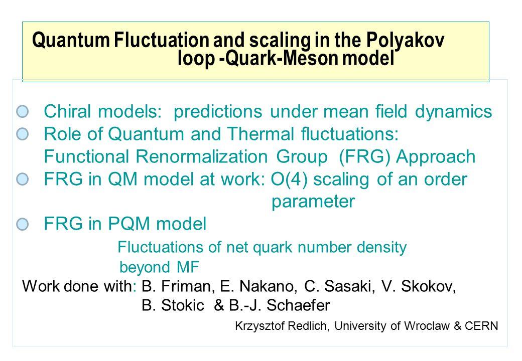 Effective QCD-like models Polyakov loop K.Fukushim a, C.