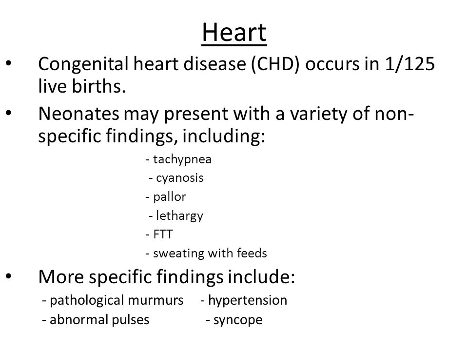 VSD: Pathophysiology & Diagnosis Pathophysiology – May be isolated or associated with other congenital cardiac defects.