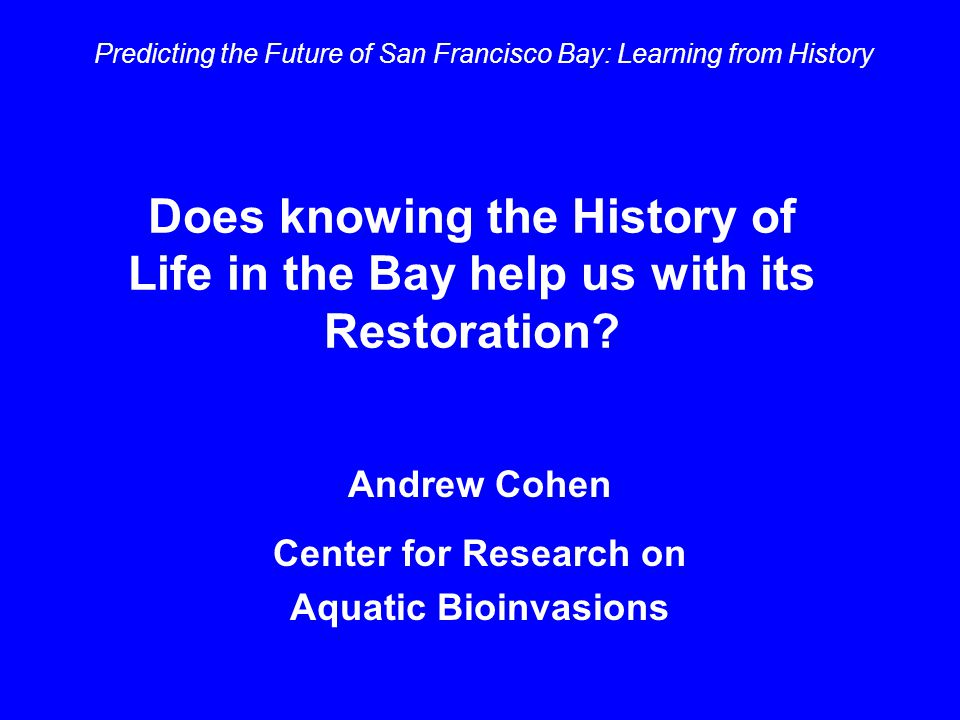 Native Oysters in SFBay Abundant Declined Disappeared Reappeared & Rediscovered 1700s to mid-1800s over-harvesting pollution mining sediment late 1800s-1900s 1990s