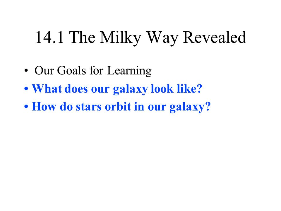 What have we learned.What lies in the center of our galaxy.